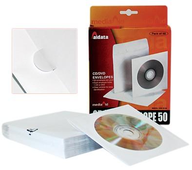 Конверт для CD бум. AIDATA