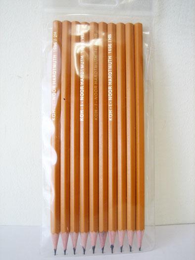 Набор карандашей ч/г 10шт KOH-I-NOOR