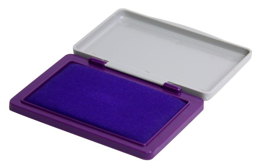Подушка штемп. HORSE №3 пластик фиолетовая