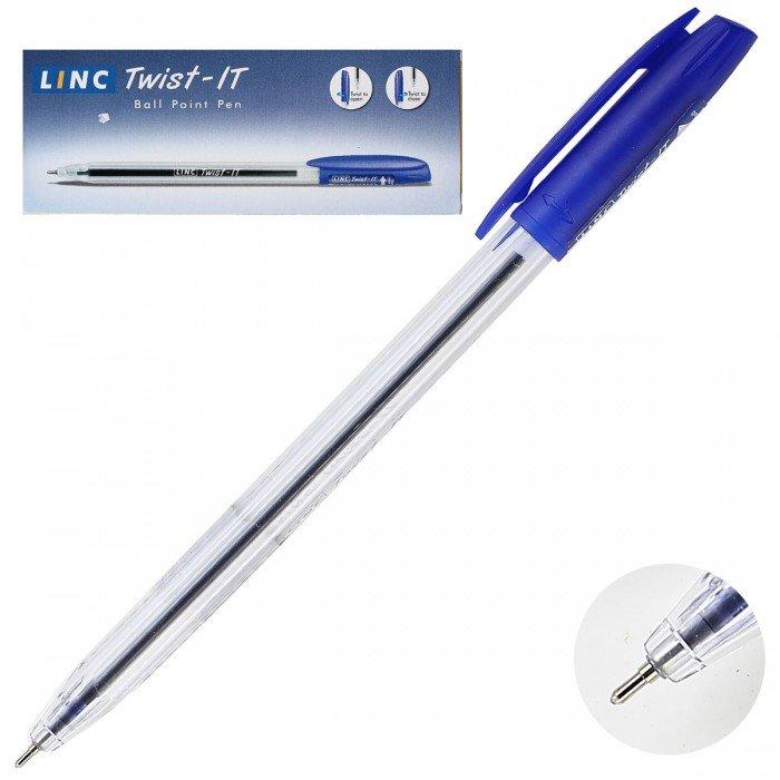 Ручка шариковая автом.LINC STARNOCK