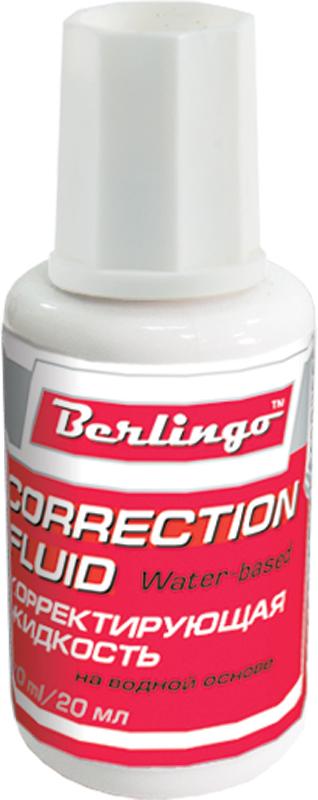 Корректор на водной основе BERLINGO 20мл