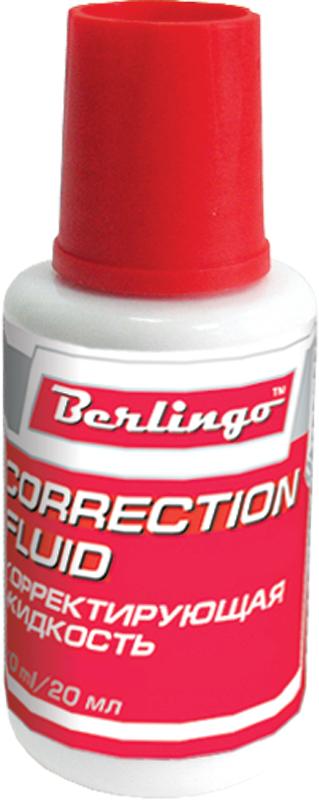 Корректор на спиртовой основе BERLINGO 20мл