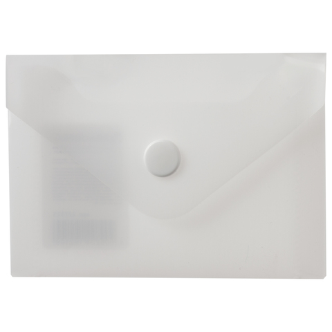 Папка-конверт с кнопкой А7 BRAUBERG