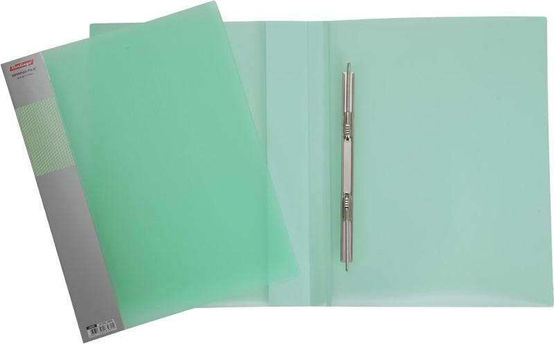 Папка-скоросшиватель DIAMOND 17мм 700мкм зеленая