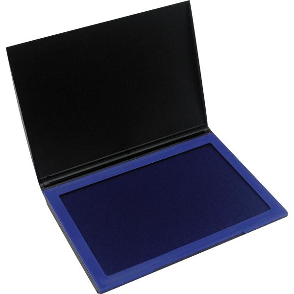 Подушка штемп. 11*7 синяя