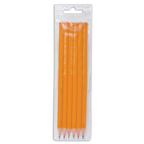 Набор карандашей ч/г 6шт KOH-I-NOOR