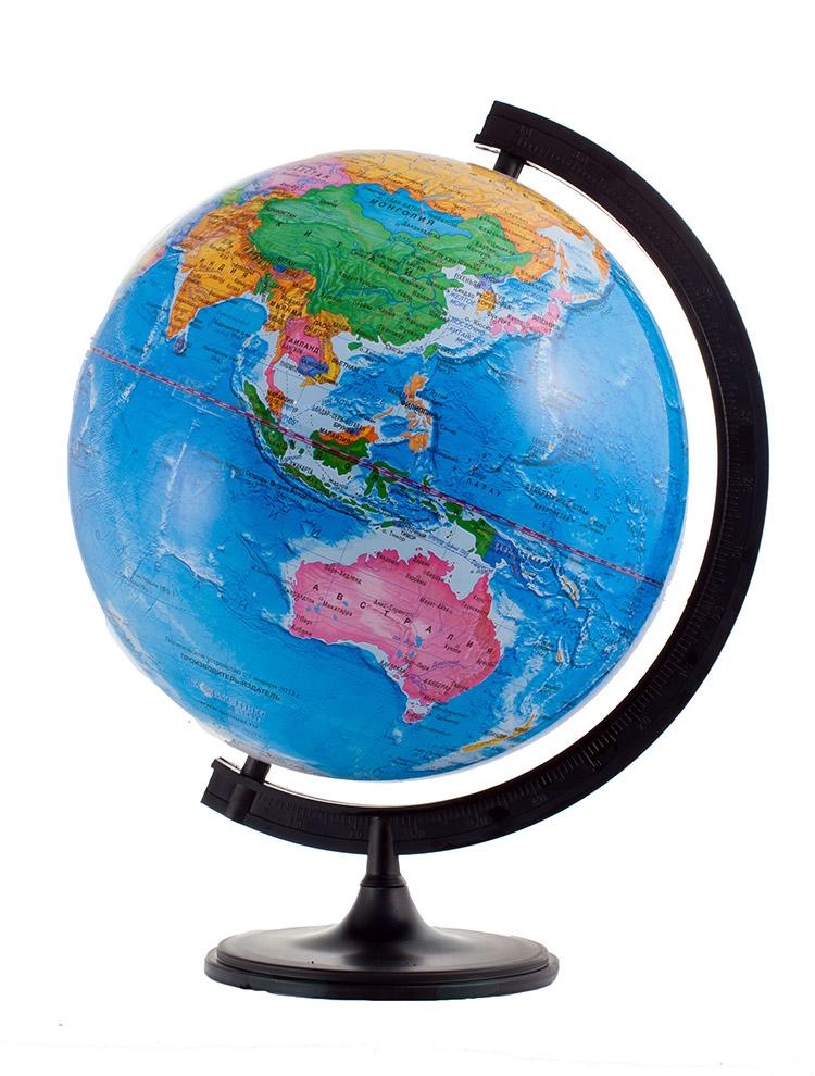 Глобус 210мм политический Классик