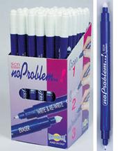 Ручка капиллярная NO PROBLEM со стирателем