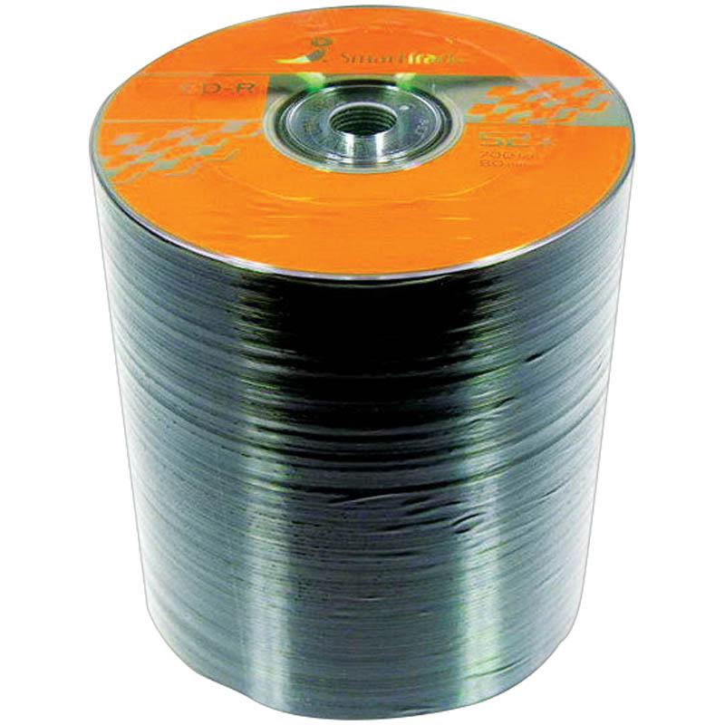 Диск CD-R 700Mb Smart Track 52x Bulk