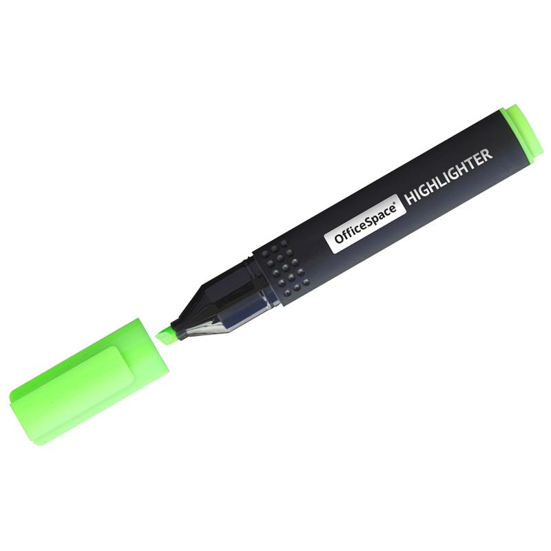 Т/выделитель зеленый 1-4мм