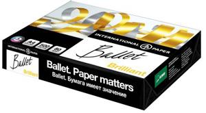 Бумага А4/80 BALLET Brilliant 500л