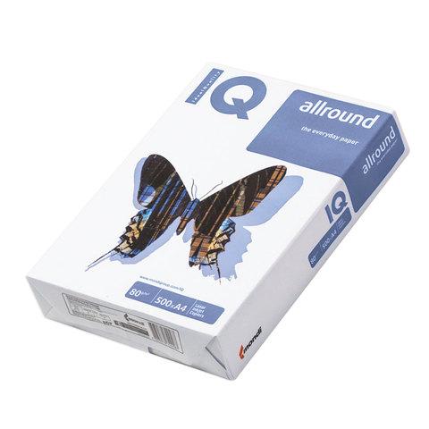 Бумага А4/80/500 IQ AIIround